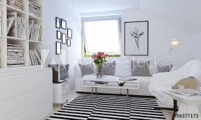 skandinvisches wohnzimmer scandinavian style living room