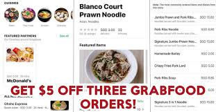 GrabFood Launches Islandwide With A Promo Code Of $5 Off ... Grhub Promo Code Coupons And Deals January 20 Up To 25 Wyldfireappcom Shopping Tips For All Home Noodles Company Is There Anything Better Than A Plate Of Buttery Egg List Codes My Favorite Brands Traveling Fig Best Subscription Box This Weekend October 26 2018 7eleven Philippines Happy Day Celebrate National Noodle With Sippy Enjoy Florida Coupon Book 2019 By A Year Boxes Missfresh Review Coupon Code Honey Vegan Shirataki Pad Thai Recipe 18