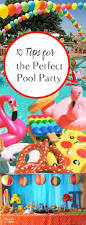 Water Beds And Stuff by 10 Tips For The Perfect Pool Party Party Summer Boredom Busters