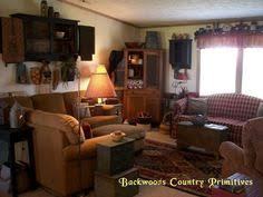 Farmhouse Country Primitive Upholstered Furniture
