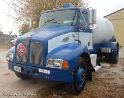 100 Propane Powered Trucks 2002 Kenworth T300 Propane Fuel Truck Item EW9569 SOLD