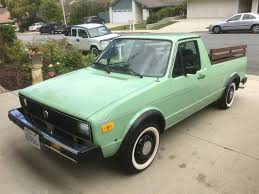 1980 Volkswagen Rabbit Pickup For Sale | ClassicCars.com | CC-1017338 For 100 This 1982 Vw Rabbit Pickup Could Be Your Race Track Truck Fablikes Pinterest Vw Rabbit Pickup My Volkswagen Looks Like A Toy Next To These Normal Trucks X 3600 Gti Is The Real Sport Utility 84 Forum New York Auto Show Atlas Tanoak Truck Concept Hits Vwvortexcom G60 Stage 4 Swapped 1981 Diesel Thing Got About 50 Mpg Mk1 For Sale 92 Kreg
