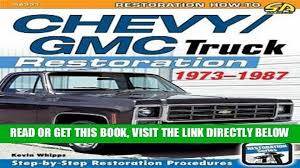 EBOOK] DOWNLOAD Chevy/GMC Truck Restoration: 1973-1987 PDF - Video ... 1973 Gmc 1979 Chevy K10 Stepside Perry F Lmc Truck Life C3500 Regular Cab Pickup Images 1024x768 Photo Taken In Canyon Texas Super Cus Flickr Woodall Industries History Chevrolet And Brochures Pickups Gmc Pickups Brochures1973 Trucks School Bus Chassis Sales Brochure Ck 8 Bed 731987 Truxedo Truxport Tonneau Cover My First Bloggy Experience Sierra K3500 Camper Special 34 Ton With A 1 Rear Axle My Grande 2wd Ton Original Paint