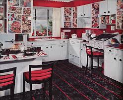 Clearly The Kitchen Of A 1950s Foodie D Vintage Home Decor