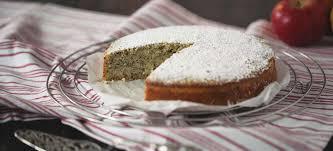 rezept tipp apfel ricotta kuchen mit mohn falstaff