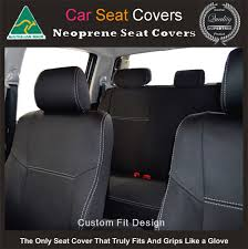 Seat Cover Fits Subaru Outback Front & Rear 100% Waterproof Premium ...
