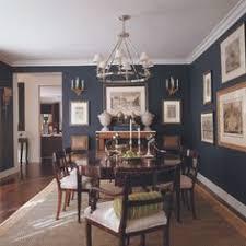 Navy Blue Dining Room Decor Ideas