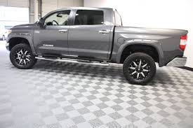 Pre-Owned 2015 Toyota Tundra 4WD Truck LTD Crew Cab Pickup In San ...