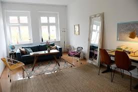 idee für eine schöne wohnzimmer einrichtung im altbau