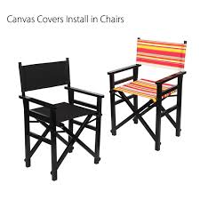4 Colors Casual Directors Chair Canvas Seat Back Cover Replacement ... Colored Alinium Makeup Canvas Folding Chair For Hairdresser Vintage Camp Stool Wood Folding Chair With Stripe Canvas Seat Etsy Camping Foldable Garden Outdoor Beach Fishing Stool Bbq Mk99200 By Carl Hansen Connox Shop Bamboo Director Pottery Set Of 2 Chairs Free Maclaren Lounge Contemporary Traditional Midcentury Modern Heavy Duty Portable Easy Buy Deck Outdoor Sling Beautiful Wooden Home Leisure Teakcanvas Armchair Of Teakwood Central Amazoncom Recliners Solid Wood Oxford Deck