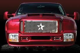 100 Truck Grills Amazoncom RBP RBP154561 RL Series Chrome Plain Frame Main