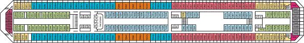 Carnival Conquest Deck Plans by Premium Balcony Stateroom Category 9b Carnival Conquest Http