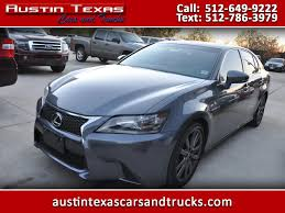 100 2014 Cars And Trucks Used Lexus GS 350 For Sale In Austin TX 78753 Austin Texas