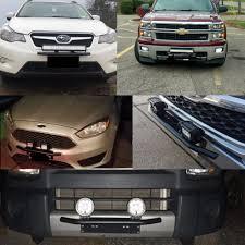 100 Truck License Easy Installation Number Plate Frame Holder Led Light Bar
