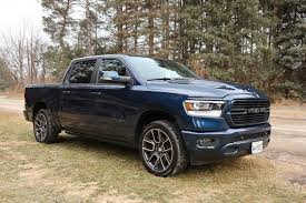 100 1500 Truck Pickup Review 2019 Ram Driving