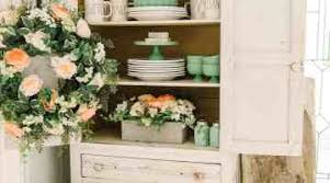 Spring Home Decor Farmhouse Part Two Wood Grain Living Rooms And Woods Styling Shelves With The