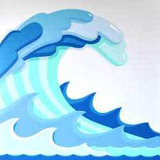 Tidal Wave Clipart 1 1235