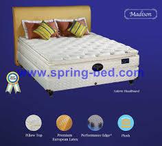 Serta Air Mattress With Headboard by Furniture Mattress King Serta Perfect Sleeper Teddington Firm