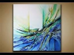 How To Paint Abstract Art Best Easy Ideas On Paintings Cute