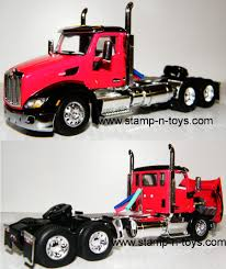 DCP 4183cab Peterbilt 579 Daycab   Stamp-n-Toys Long Haul Trucker Newray Toys Ca Inc Amazoncom Peterbilt 387 Hauler Jurassic World Movie 164 By Jada Tomy Big Farm 116 367 With Cement Mixer Pretend Play Toy Dcp 379 Day Cab With Petroleum Tanker Star Transportation 132 Scale Side Dump Truck Model Handmade Vintage Metal Car Model Home Office New Ray 1 32 Tow Red Semi Buy Newray Us Navy Diecast Matchbox 1981 Made In Macau Recommended Carts Flatbed Trailer And 2 Tractors