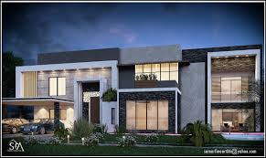 100 Villa House Design Modern Full Project On Behance