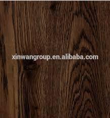 Pvc Wood Veneer Sheet PVC Brown Flooring Tile PEEL