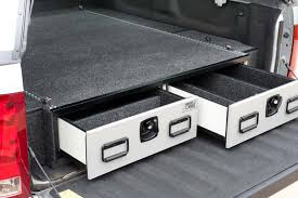 53 Roll Out Truck Bed Storage DECKED TRUCK BED STORAGE SYSTEM My