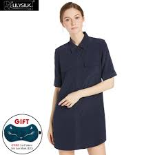 silk shirt dresses promotion shop for promotional silk shirt