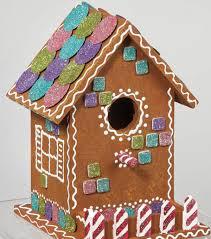 Gingerbread Birdhouse At Joann
