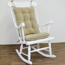 100 Greendale Jumbo Rocking Chair Cushion Home Fashions 2 Piece Solid