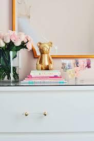 Pink Vintage Dresser Knobs by A Super Easy Ikea Dresser Hack The Pink Dream