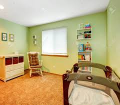 Green And Beige Cozy Nursery Room With Baby Crib, Rocking Chair.. Chair 48 Phomenal Nursery Recliner Chair Gliders For Modern Nurseries Popsugar Family Ronto Baby Rocking Nursery Contemporary With How Can I Choose The Best Rocking Indoor Top 11 Baby For Reviews In 2019 Music Child Toy Graco Glider Ottoman Metal Amazoncom Relax Mackenzie Microfiber Plush Fniture Collection Teacups And Mudpies Awesome With Valco Bliss Antique Grey Featured Pink Pad Build