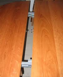 Solid Hardwood Table Construction Custom Furniture Mission