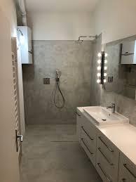 fugenlose beschichtung fugenloses badezimmer im raum wien