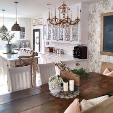 Country Kitchen Curtains Ideas by Kitchen French Country White Inviting Home Design