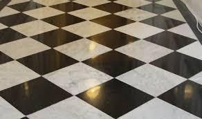 Marble Floor After Restoration