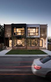 100 Modern Townhouse Designs Project B95 A Infill In Calgary By Beyond Homes