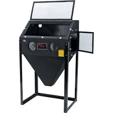 Central Pneumatic Blast Cabinet by Sandblasting From Northern Tool Equipment