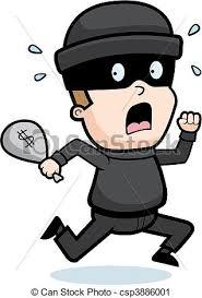 Burglar Running csp