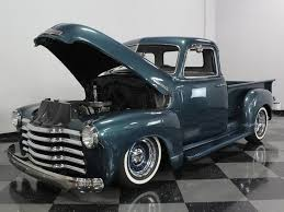 1952 Chevrolet 3100 | Streetside Classics - The Nation's Trusted ... 1952 Chevrolet 3100 Streetside Classics The Nations Trusted 1949 To For Sale On Classiccarscom Pg 4 Sale 2124641 Hemmings Motor News 3600 Pickup Bat Auctions Closed Steve Mcqueens Pick Up Truck Being Auctioned Off 135010 Youtube Custom Chevy Jj Chevy Trucks Pinterest Trucks Mcqueen Custom Camper F312 Santa Panel Cc1083797 File1952 Pickupjpg Wikimedia Commons Delivery Stock Photo 169749285 Alamy This Onefamily Went From Work Trophy Winner