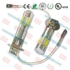 high lumen led h3 auto l h1 led car bulb h3c led fog light