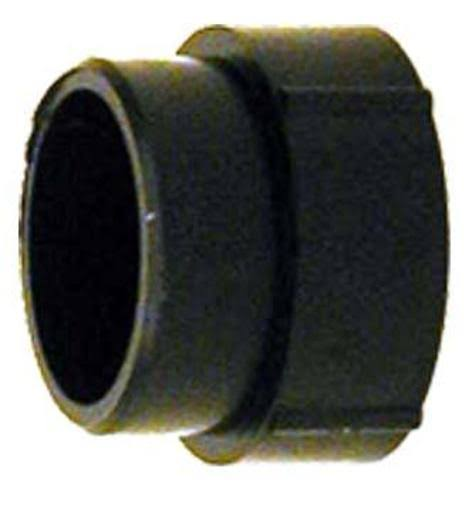 Genova Products ABS-DWV Fitting Clean-Out Body - 3in