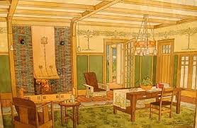Antique Gustav Stickley Furniture LJG Limbert