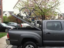 Bike Racks For Trucks With Tonneau Covers | Guidepecheaveyron.com Chevy Silverado Truxedo Lo Pro Tonneau Cover 052015 Toyota Tacoma Hard Folding Coverrack Combo Truck Spoiler With Spoilerlight Redneck Bed Youtube Amazoncom Truxedo 1117416 Luggage Tonneaumate Toolbox Fits Retrax Powertrax Covers Meiters Llc Installing A Ram 1500 Pick Up 44 Pickup 52018 Colorado Rolling Revolver X2