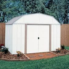 arrow galvanized steel storage shed 10x8 best 25 steel storage sheds ideas on backyard storage