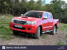 2012 Toyota Hilux Invincible 4 Wheel Drive Pick Up Truck Driving Off ...