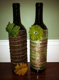 Decorative Wine Bottles Crafts by 83 Best Wine Bottles Images On Pinterest Wine Bottles Wine