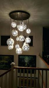 chandeliers design wonderful frosted glass l shade