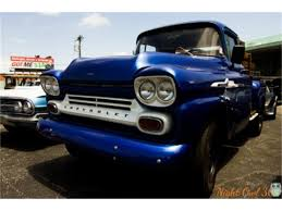 100 Chevy Pickup Trucks For Sale 1958 CHEVY PICKUP TRUCK For ClassicCarscom CC1014411
