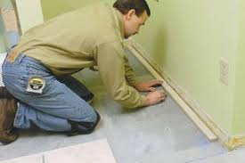 Tile Spacers Home Depot Canada by Installing Ceramica Self Stick Vinyl Tile The Home Depot Canada